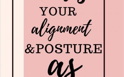 Sit or stand up straight, pull your shoulders back and take a deep breath. Feels better, right?