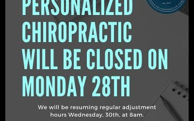We will be back on Wednesday, 30th. Give us a call and schedule your visit !